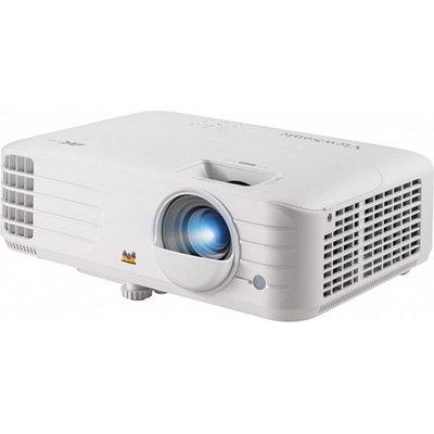 Проектор для дом. кино ViewSonic PX701-4K, белый