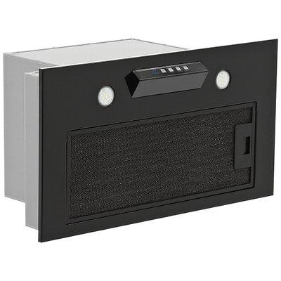 Neva 60 см черный/черный фильтр eco WK- 10 Вытяжка кухонная AKPO
