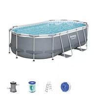 Каркасный бассейн BestWay, 305х200х84 см