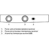 Печь конвекционная мод. XF023