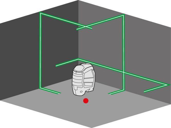 Лазерный нивелир Flex ALC 3/1-Basic - фото 3