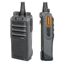 HYTERA PD-405, 400-470 МГц - носимая УКВ радиостанция