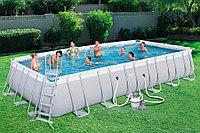 Каркасный бассейн BestWay, 640х274х132 см