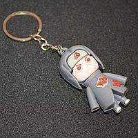 Брелок подвеска на сумку и ключи фигурка Итачи (из Наруто)