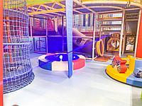Игровое оборудование (лабиринты,батуты)