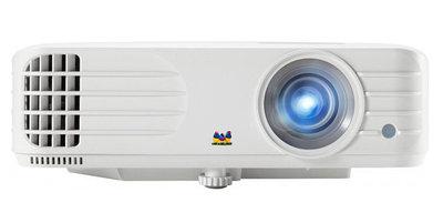 Проектор для дом. кино ViewSonic PX701HD, белый