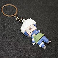 Брелок подвеска на сумку и ключи Какаси Хатакэ (из Наруто)