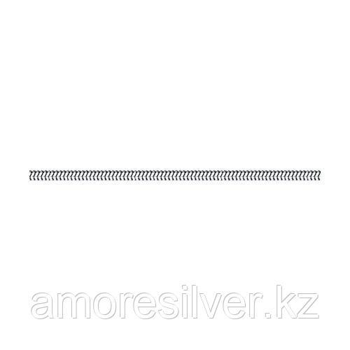 Браслет SOKOLOV серебро с родием, без вставок 965190300 размеры - 16 17 18 19 20