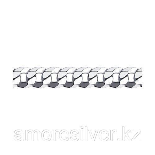 Браслет SOKOLOV серебро с родием, без вставок 94054695