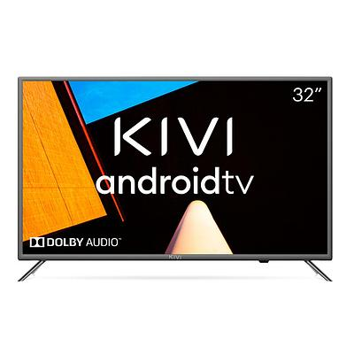 Телевизор LED KIVI 32 F 710KB (Smart), черный