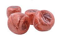 Шпагат полипропиленовый некрученый КРАСНЫЙ, 90 гр, 100м
