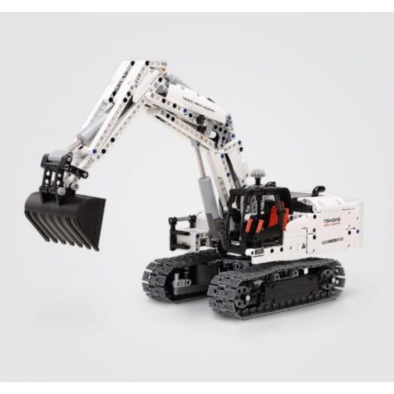 Xiaomi Mitu Engineering Excavator, конструктор-экскаватор, 900+ деталей Арт.6795