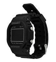 "Фитнес браслет, Ritmix RFB-600, Черный Fitness tracker, 1.14"" color LCD, BT 4.0, black"
