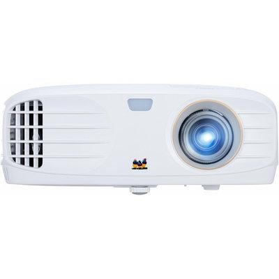 Проектор для дом. кино ViewSonic PX747-4K, белый
