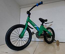 Качественный детский велосипед Беркут 16 колеса. Алюминиевая рама. Рассрочка. Kaspi RED