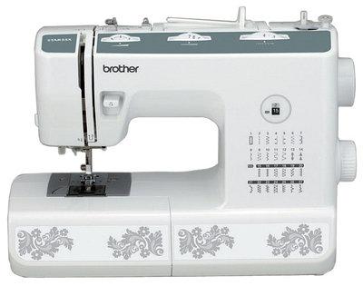 Швейная машинка Brother Star-55X серая