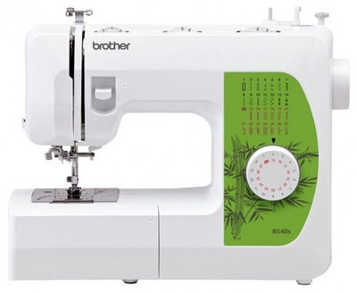 Швейная машинка Brother RS-40S белый