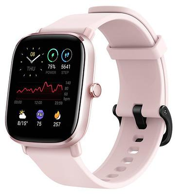 Смарт часы, Amazfit, GTS2 mini A2018, Розовый фламинго