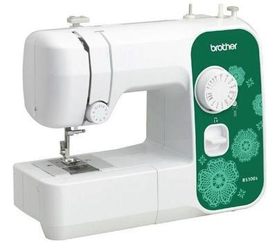 Швейная машинка BROTHER RS100S белый