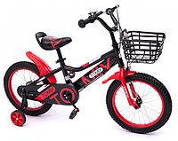 Двухколесный велосипед Tomix Junior Captain 16 Red