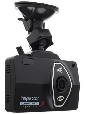 Видеорегистратор, радар-детектор Inspector Cayman S