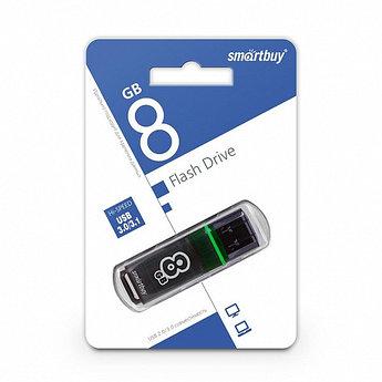 USB 3.0 накопитель Smartbuy 8GB Glossy series