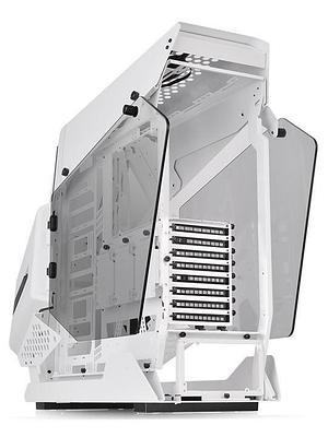 Case ATX full tower Thermaltake AH T600 Snow CA-1Q4-00M6WN-00 , (без БП), белый корпус