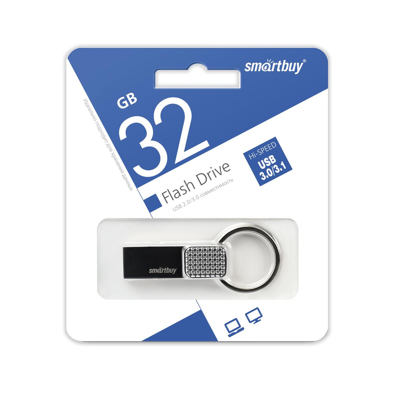 USB 3.0 накопитель SmartBuy 32GB RING