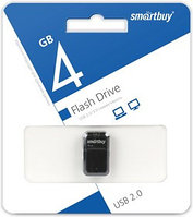 USB-накопитель Smartbuy 4GB ART Black