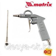 Пистолет продувочный с удлиненным соплом 135 мм. MATRIX