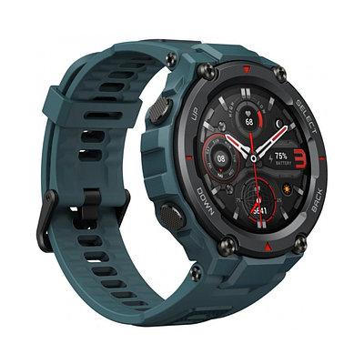 Смарт часы, Amazfit, T-Rex Pro A2013, Голубой