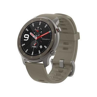 Смарт часы, Xiaomi, Amazfit GTR 47mm A1902, Титановый
