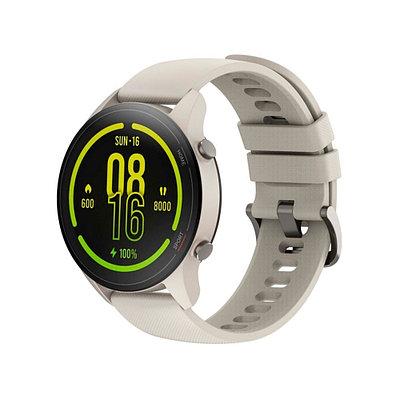 Смарт часы, Xiaomi, Mi Watch, XMWTCL02 / BHR4723GL, Бежевый