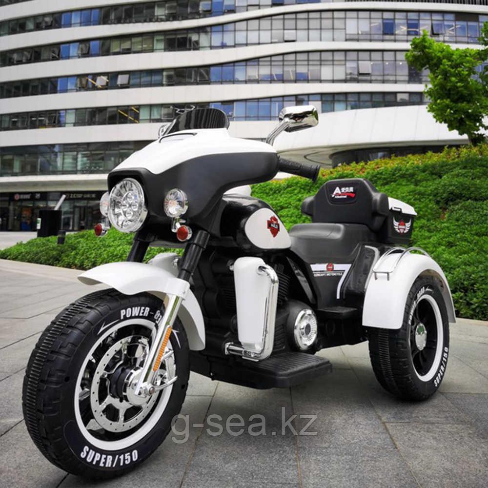 Детский электрический мотоцикл Harley Davidson NEW