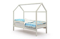 Кровать домик Svogen белая