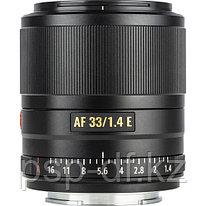Объектив Viltrox AF 33mm f/1.4 Lens для Sony E