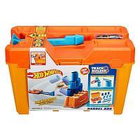 Hot Wheels: Track Builder. Игровой набор BARREL BOX