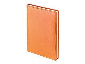 Ежедневник А5 датированный Velvet 2022, оранжевый