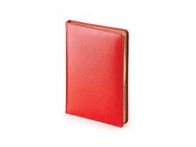 Ежедневник А5 датированный Sidney Nebraska 2022, красный