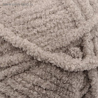 "Пряжа ""Softy Plus"" 100% микрополиэстер 120м/100г (296 серый)"