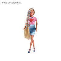 Кукла «Штеффи», с аксессуарами для волос, 29 см
