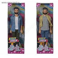 Кукла «Кевин» с бородой, 30 см, МИКС
