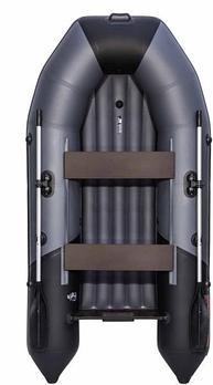 Надувная лодка Таймень NX 2800 НДНД черный