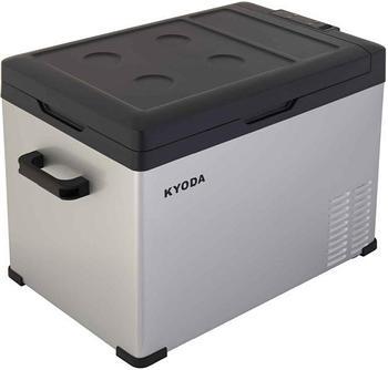 Автохолодильник Kyoda CS40 серый