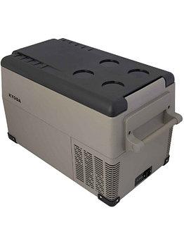 Автохолодильник Kyoda CF35H серый