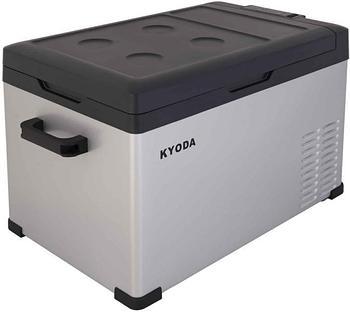 Автохолодильник Kyoda CS30 серый