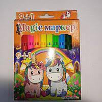 Magic маркер 7+1 (для девочек, для мальчиков)