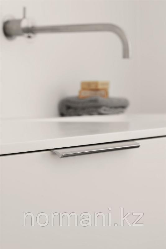 Мебельная ручка накладная EDGE STRAIGHT L.40мм, отделка хром глянец