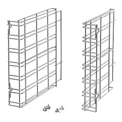 Комплект боковых суппортов на 12 уровней PIRON KGI00001