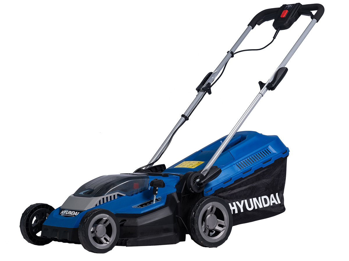 Аккумуляторная газонокосилка HYUNDAI HY-38-2000 LI